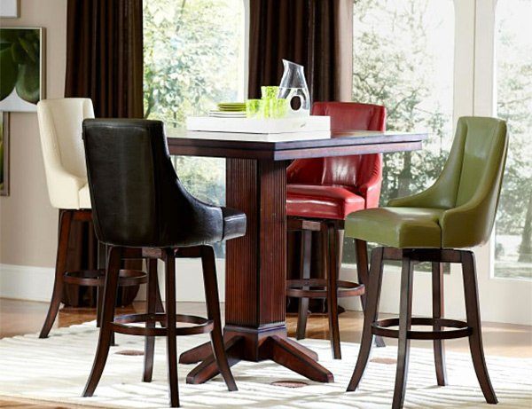 A Burst Of Colors From 20 Dining Sets With Multi Colored