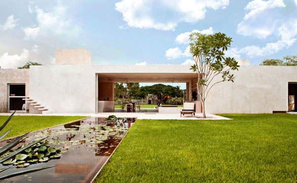 Mexico home design