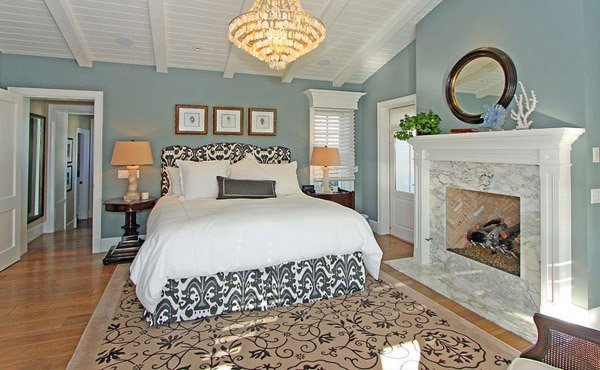 20 master bedroom colors home design lover for Country master bedroom designs