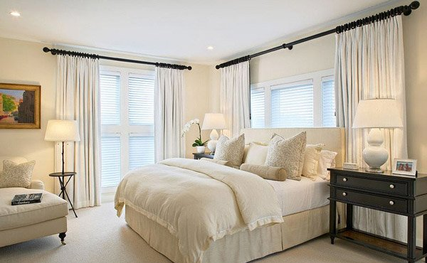 Charming White. 20 Master Bedroom Colors   Home Design Lover