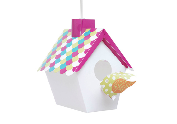Birdhouse Shade