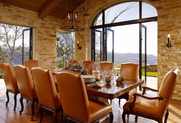 hilltop retreat tucker marks - Tucker Dining Room Set