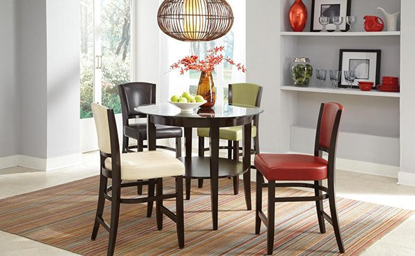 Mix & Match Counter Height Dining Room Set