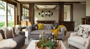 15 Fascinating Living Rooms with Grey Accent