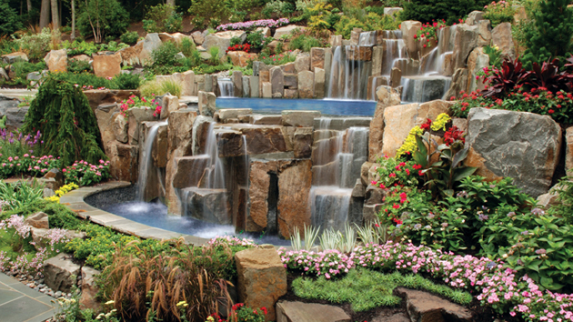 Backyard Landscaping Pictures With Pool