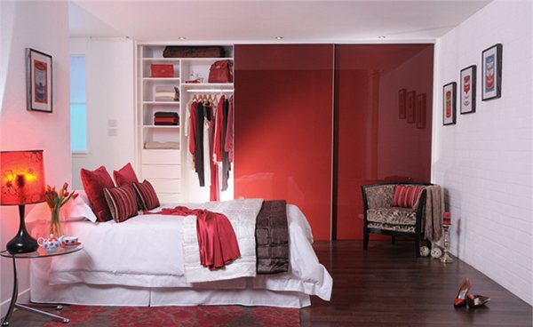 15 Bedroom Wardrobe Cabinets Of Different Colors Home Design Lover