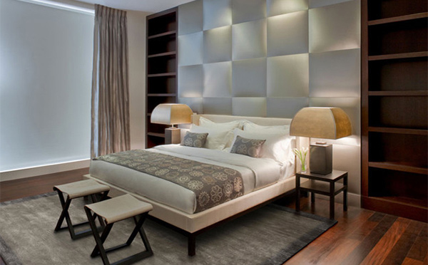 Customize Your Bedroom With Upholstered Headboard Designs