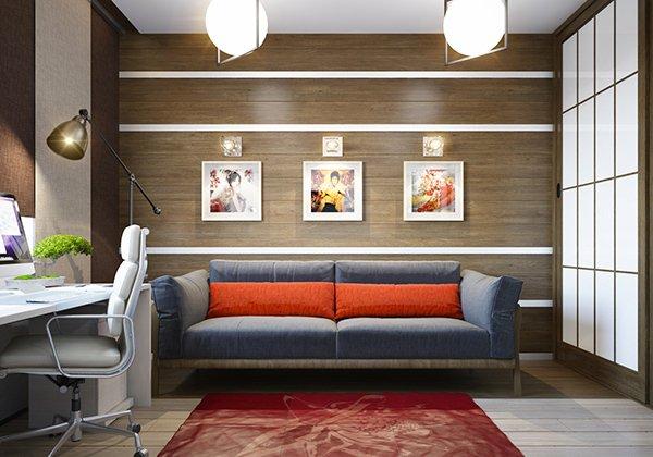 Children Living Room<