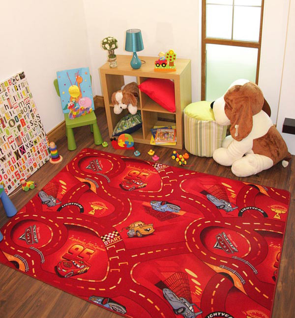 15 Kid's Area Rugs For More Enjoyable Playtime