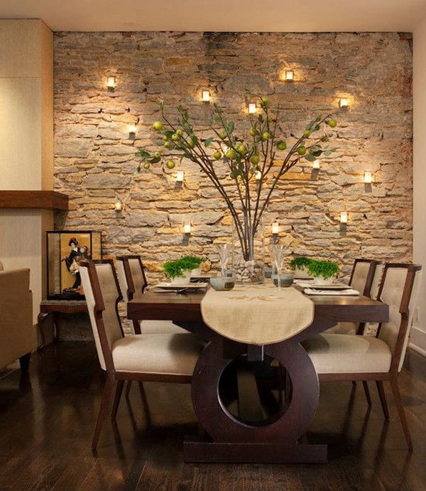 15 pictures of dining rooms home design lover for Romantic dining room ideas