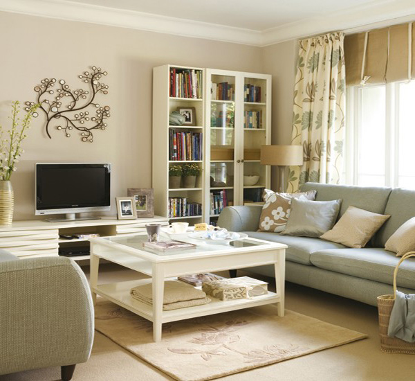 Pretty Living Room Ideas Best With Blue and Cream Living Room Ideas Pictures