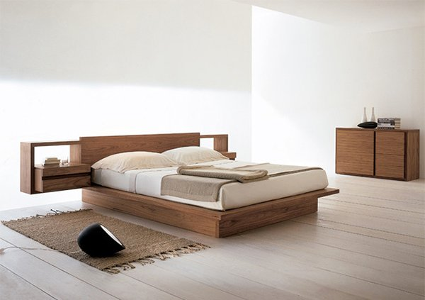 15 Low Profile Sleeping Surfaces Of Platform Beds Home