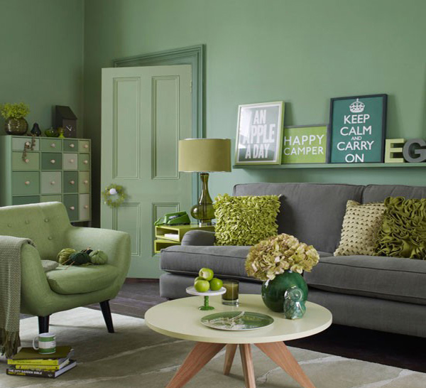 15 Pretty Living Room Decors