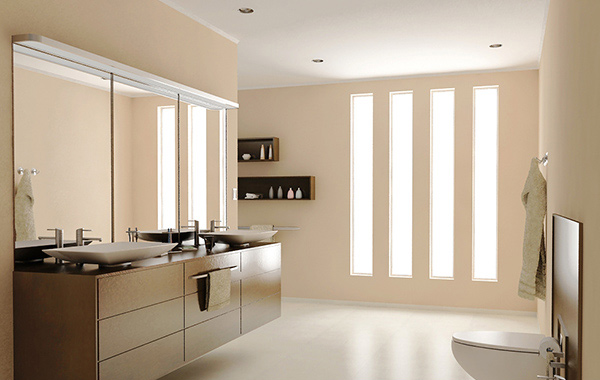 beige bathroom color
