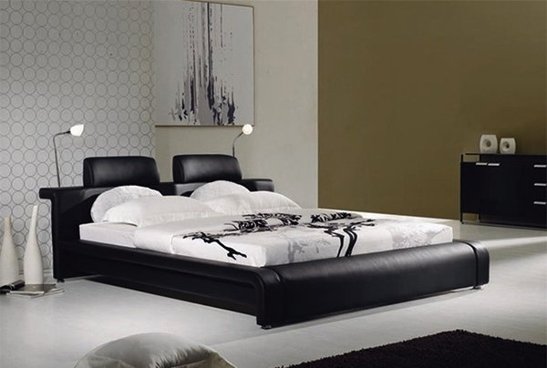 15 Low Profile Sleeping Surfaces Of Platform Beds Home Design Lover