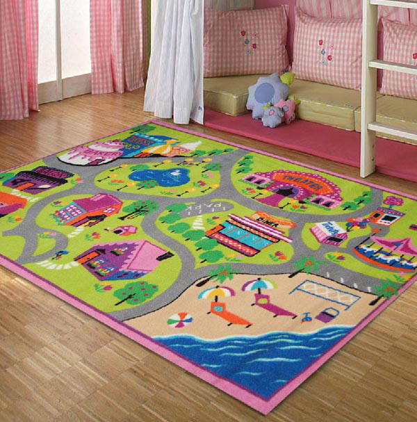 Fun kids rugs roselawnlutheran for Rugs for kids bedrooms
