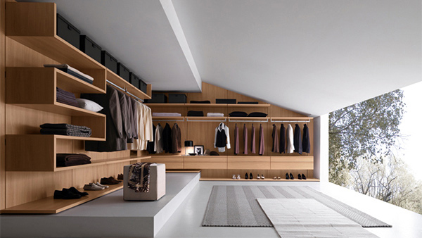 Walk in Closet System 00784