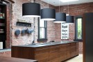 15 Charming Brick Kitchen Designs