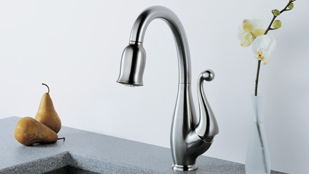 15 Beautiful and Unique Kitchen Faucets – Cool Kitchen Faucets