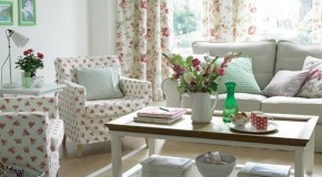 A Collection of 16 Charming Living Room Curtains