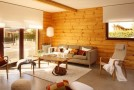 Wooden Panel Walls in 15 Living Room Designs