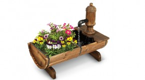 15 Designs of Planter Water Features