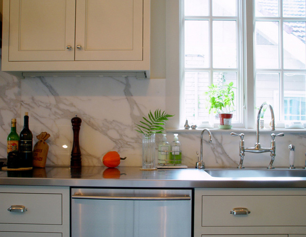 Kitchen Backsplash Ideas Stone Look