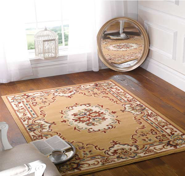 Retro Classics Alnwick Traditional Rug