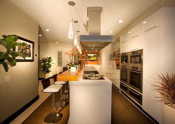 15 Refreshing And Stunning Kitchen Interior Designs Home Design Lover