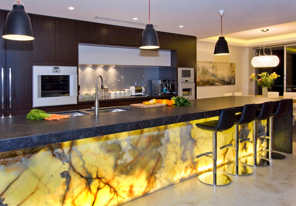 Dream Kitchens Modern 20 astounding dream kitchen designs | home design lover