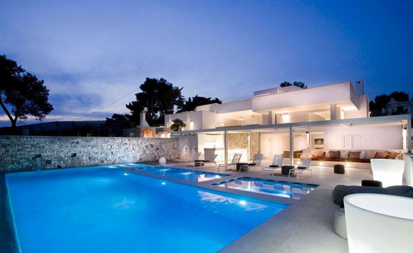 Fascinating Pool House Ideas Home Design Lover