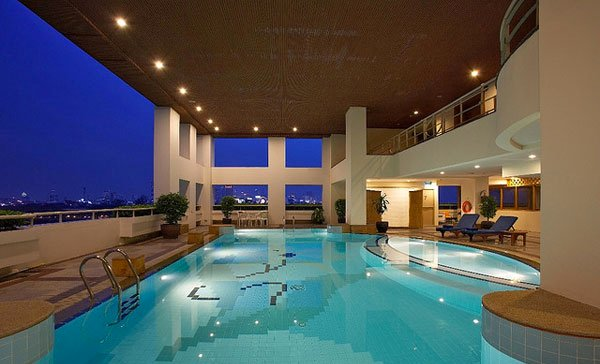 20 Amazing Indoor Swimming Pools Home Design Lover
