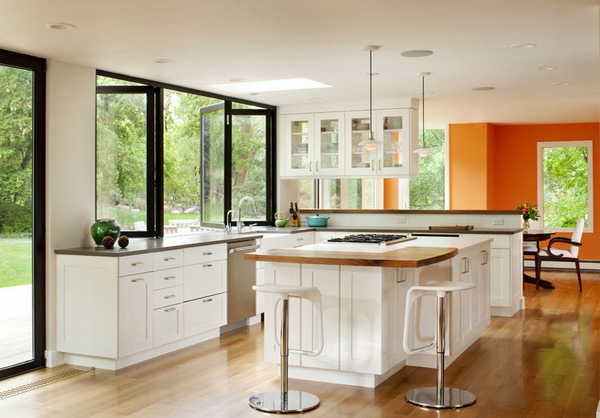 15 refreshing and stunning kitchen interior designs home for Not just kitchen ideas