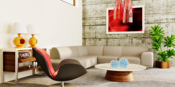 Arrange furniture for conversations