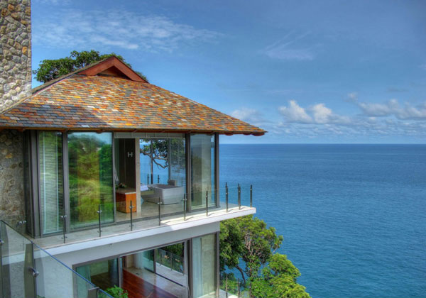 The Breathtaking Views of Liberty Villa in Phuket, Thailand | Home ...
