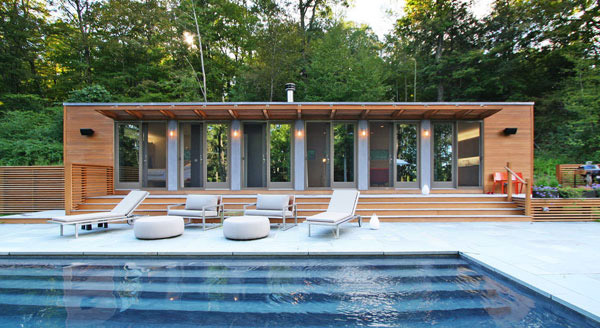 Pool House Ideas 16 fascinating pool house ideas | home design lover