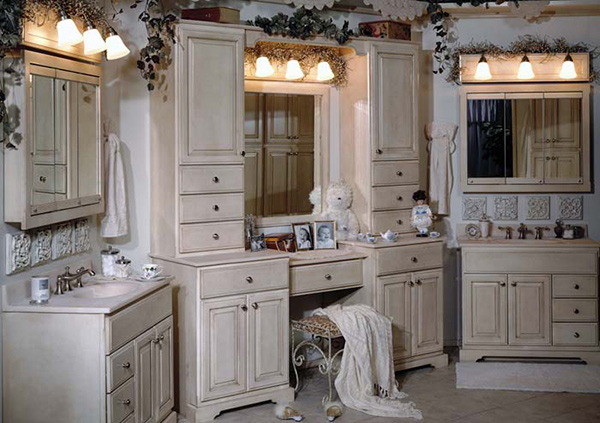 15 traditional bathroom vanities in luxurious classic setting home