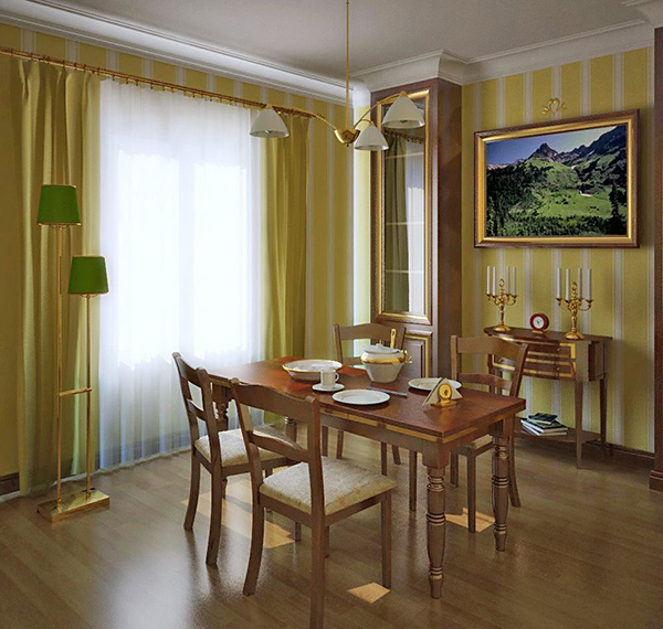 Yellow Dining