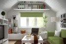 15 Well-Designed Living Spaces in the Attic