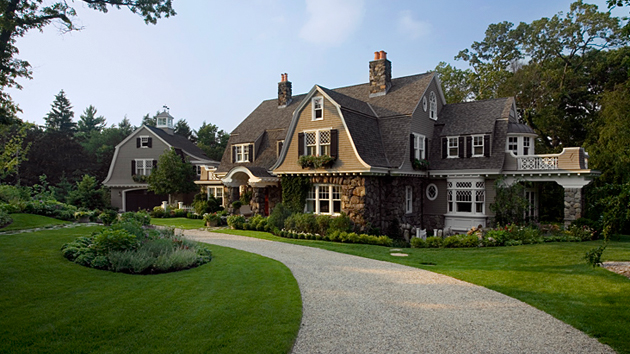 20 different exterior designs of country homes home for Different exterior house styles