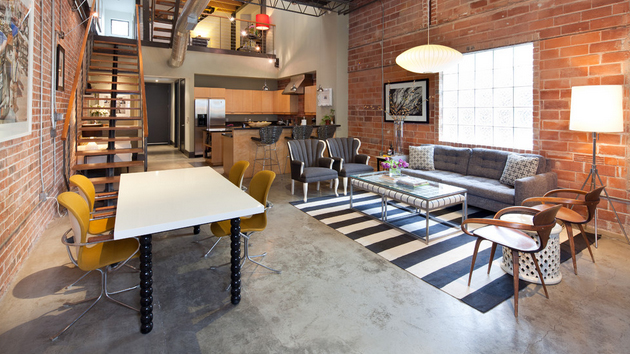 15 industrial living room designs that will leave you in awe home