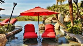 15 Outdoor Spaces with Parasols