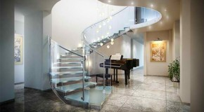 15 Residential Staircase Design Ideas