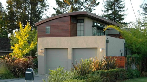 15 Detached Modern and Contemporary Garage Design Inspiration ...