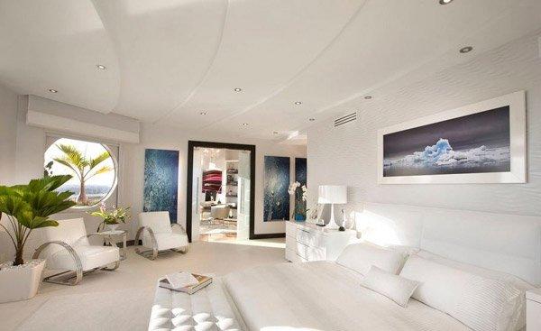 Art Deco Bedroom Designs