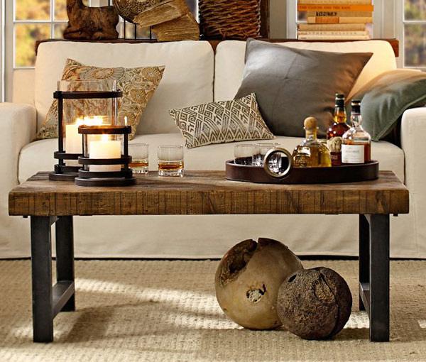 15 creative centerpiece ideas home design lover - Coffee table centrepiece ideas ...