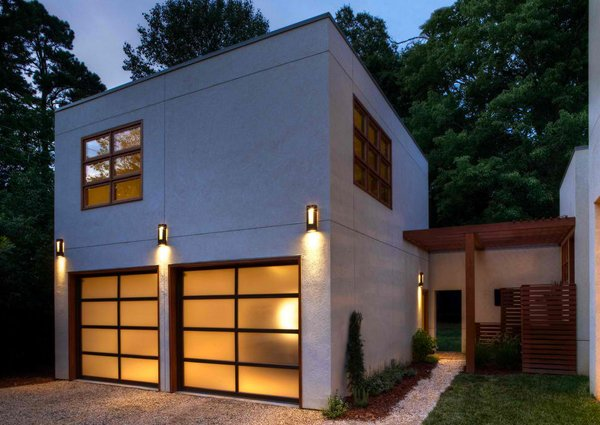 15 Detached Modern and Contemporary Garage Design Inspiration | Home ...