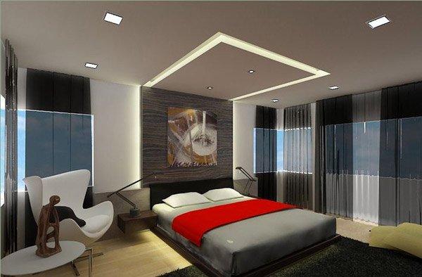 Master Bedroom Modern