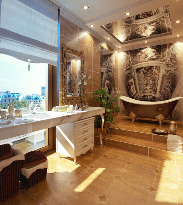 classical Bathroom