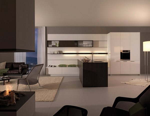 Modern Kitchen Modular 15 awesome modular kitchen designs | home design lover